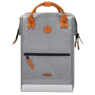 """Cabaïa Large New York Backpack 15"""" Grey"""