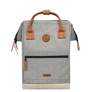 "Cabaïa Medium New York Backpack 13"" Grey"