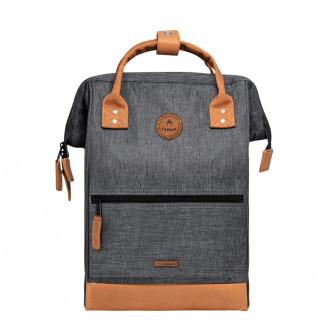 "Cabaïa Medium Londres Backpack 13"" Grey Chiné"