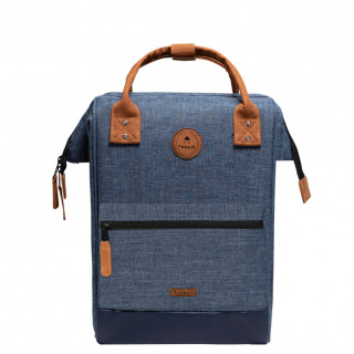 "Cabaïa Medium Paris Backpack 13"" Blue"