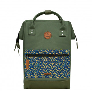 "Cabaïa Medium Séoul Backpack 13"" Kaki"