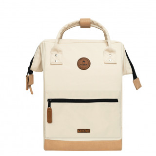 "Cabaïa Medium Cap Town Backpack 13"" Cream"