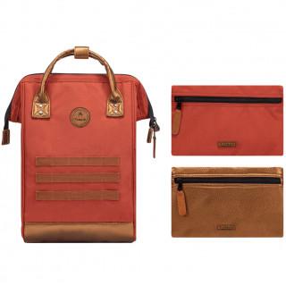 "Cabaïa Medium Bogota Backpack 13"" Brick"