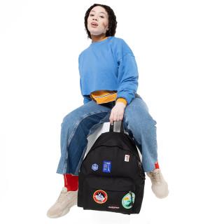 Eastpak Padded Pak'r Backpack K50 Patched Black
