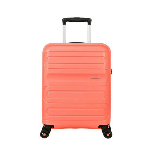 American Tourister Sunside Spinner 55 cm Suitecase Trolley Cabin 4 Pink...