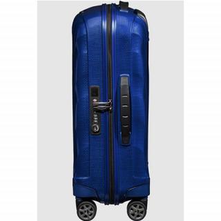 Samsonite C-lite Spinner Suitcase 55 cm 4 Wheels Deep Blue
