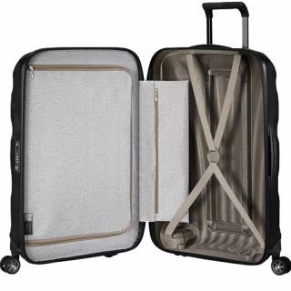 Samsonite C-lite Spinner Suitcase 69cm 4 Wheels Black