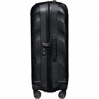 Samsonite C-lite Spinner Suitcase 75cm 4 Wheels Black