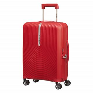 Samsonite Hi-Fi Trolley Suitcase 55 cm 4 Wheels Red