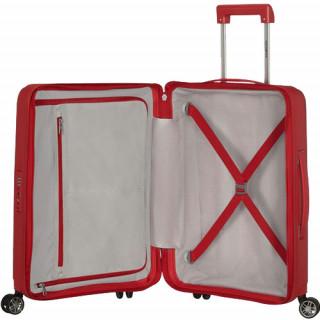 Samsonite Hi-Fi Trolley Suitcase 75 cm 4 Wheels Red