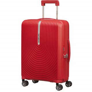 Samsonite Hi-Fi Valise Trolley 68 cm 4 Roues Red de biais