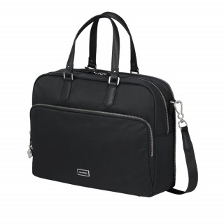"Samsonite Karissa Biz 2.0 Computer Carrying Case 15.6"" 2 Compartments Black"