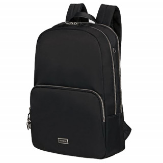 "Samsonite Karissa Biz PC Backpack 15.6"" 2 Compartments Black"