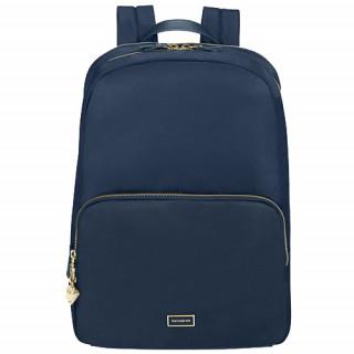 "Samsonite Karissa Biz PC Backpack 15.6"" 2 Compartments Midnight Blue"