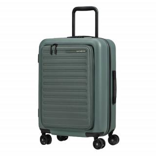 Samsonite Magnum Eco Trolley Suitcase 55 cm 4 Wheels Forest