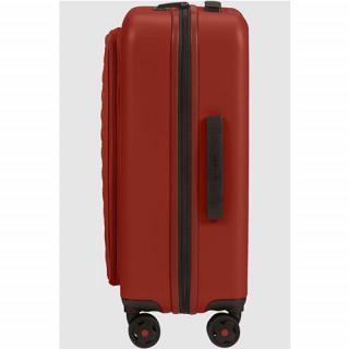 Samsonite Magnum Eco Trolley Suitcase 55 cm 4 Wheels Red
