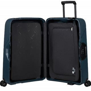 Samsonite Magnum Suitecase 4 Wheels 69cm Midnight Blue