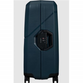 Samsonite Magnum Suitecase 4 Wheels 75cm Midnight Blue