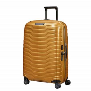 Samsonite Proxis Suitecase 4 Wheels 69cm Honey Gold