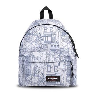 Eastpak Padded Pak'r Backpack J86 Master White