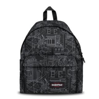 Eastpak Padded Pak'r Backpack J86 Master Black