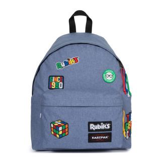 Eastpak Padded Pak'r Sac à Dos D87 Rubik's Patch