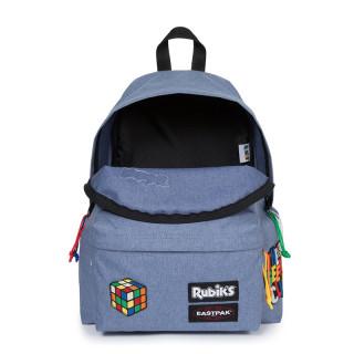 Eastpak Padded Pak'r Backpack D87 Rubik's Patched
