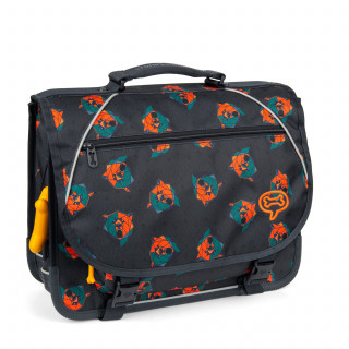 Stones And Bones Cartable 38cm Lily Navy