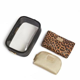 Guess Coreen Bag Vanity 3 Cosmetic Kits Bml
