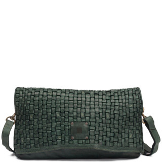 Biba Kansas KA8 Bag Pocket Flap Verde