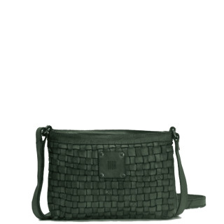 Biba Kansas KA9 Verde Cross-Wearing Bag