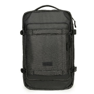 copy of Eastpak Tranzpack Bag A Dos Business and Cabin Baggage K50 Patched Black