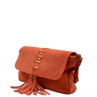 Farfouillette Small Shoulder Bag 3025 Brick