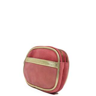 Farfouillette Iridescent Wallet 6887 Pink