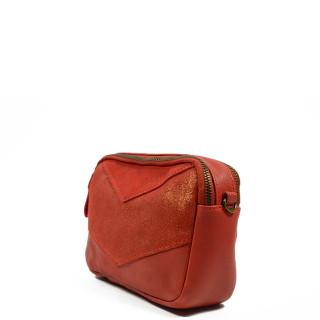 Farfouillette Small Shoulder Bag 6704 Brick
