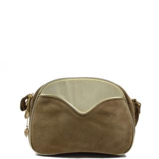 Farfouillette Small Shoulder Bag 6844 Camel