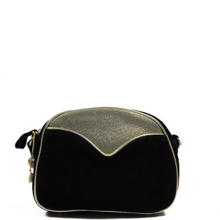 Farfouillette Small Shoulder Bag 6844 Noir