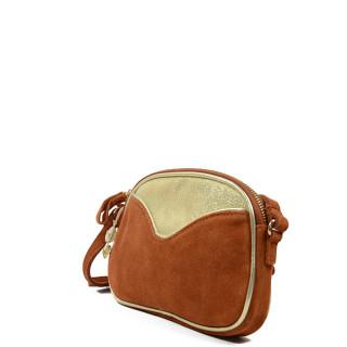 Farfouillette Small Shoulder Bag 6846 Brick