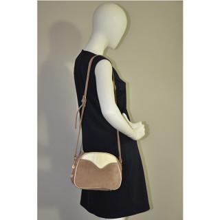 Farfouillette Small Shoulder Bag 6846 Gold