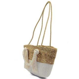 Farfouilette Bohemian Basket Cabas 6588 Beige