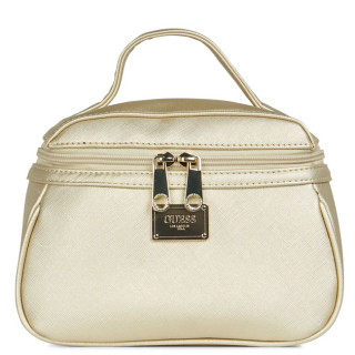 Guess Coreen Vanity Case Gold