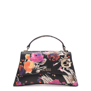 Guess Dalma Flowers BKF Handbag