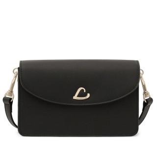 Lancaster City Philos Crossbody Bag 523-77 Black