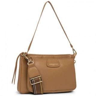 Lancaster Dune Bag Pocket Double 529-57 Camel