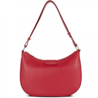 Lancaster Dune Messenger Bag 529-66 Rouge