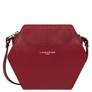 Lancaster Vendôme Hive Small Crossbody Bag 432-50 Cherry