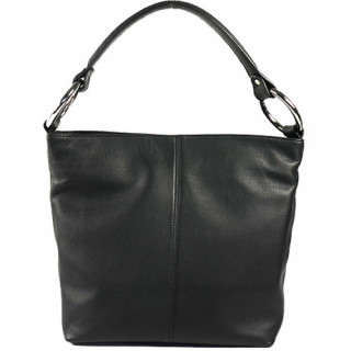 Sequoia Handle First Sac Shopping Epaule Noir
