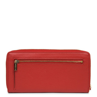 Lancaster Dune Wallet and Natural Companion 129-18 Rouge