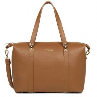 Lancaster Dune Bag Shopping 470-37 Camel In Or