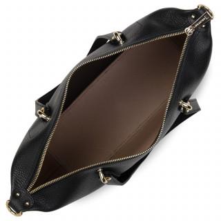 Lancaster Foulonne Double Bag Shopping 470-37 Noir In Nude